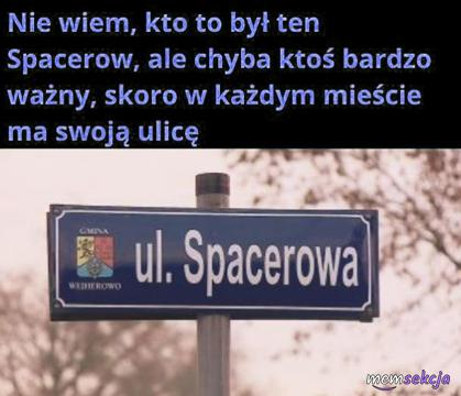 Spacerow, wysoki urzędnik w radzieckiej Polsce