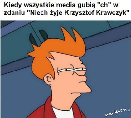 Niech żyje Krzysztof Krawczyk. Memy. Krzysztof  Krawczyk