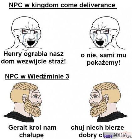 Npc w kingdom come deliverance