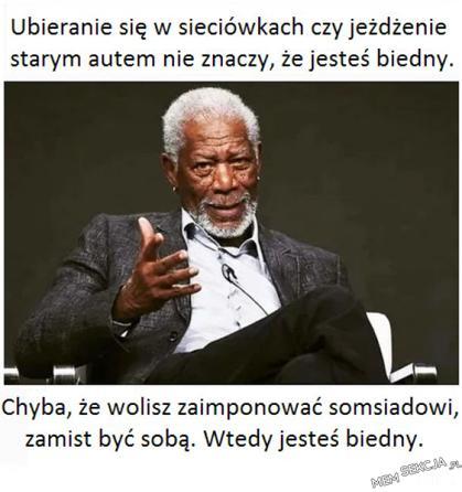 Morgan Freeman. Memy