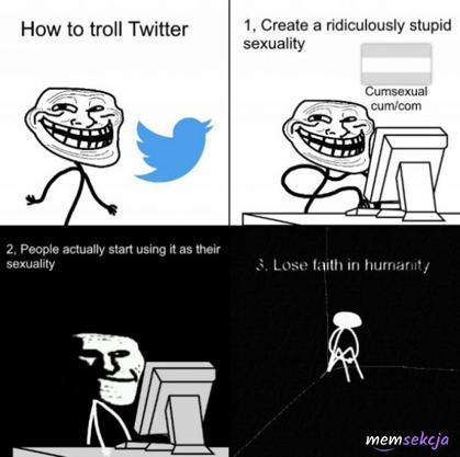 Jak zniszczyć Twittera i siebie