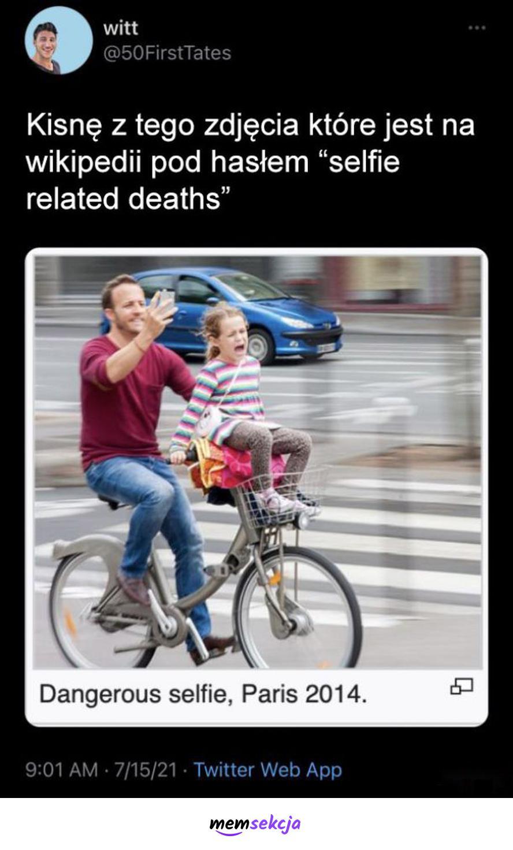 Zdjęcie oznaczona jako niebezpieczne