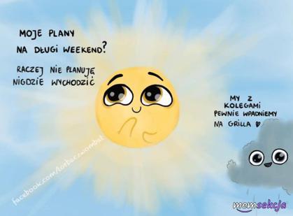 Plany na długi weekend