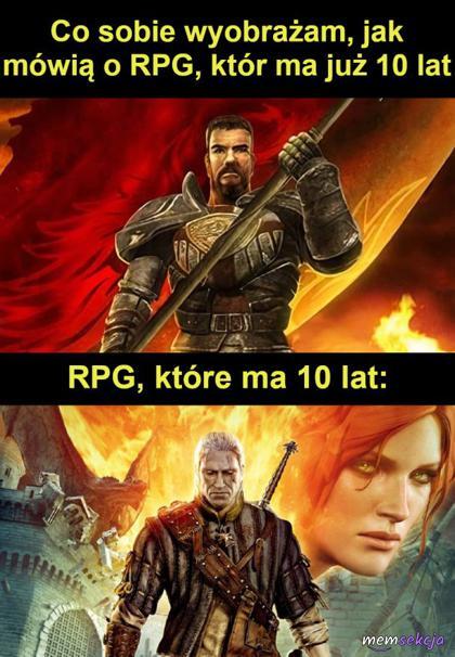 RPG, które ma 10 lat
