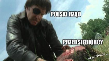 Polski rząd vs przedsiębiorcy