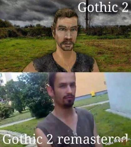 Odnowiony Gothic 2