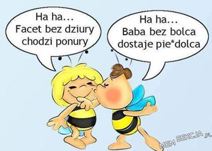 Pszczółka Maja i Gucio