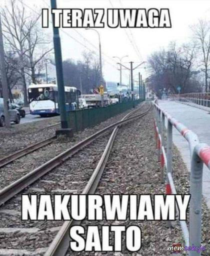 Tory tramwajowe do salta