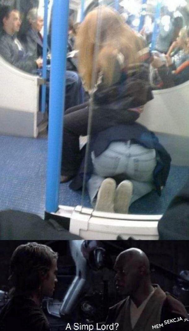 Niewolnik w metrze