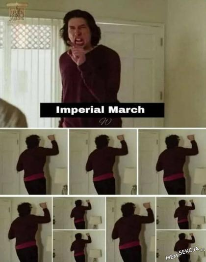 Imperialny marsz