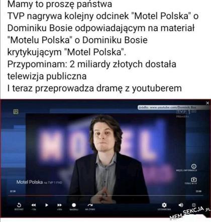 Kolejny odcinek Motel Polska