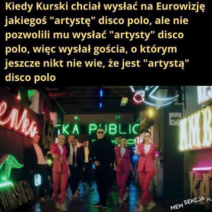 Jakiś nowy artysta disco polo
