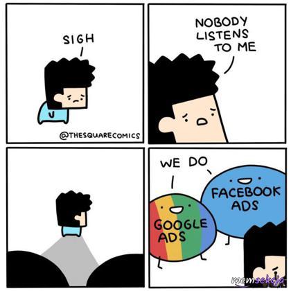 Pamiętaj, zawsze ktoś cię słucha. Memy. Bigtech