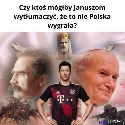 Wytłumaczyć, że to nie polska