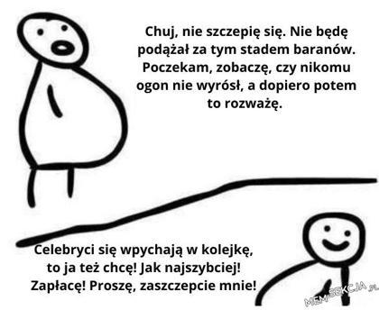 Efekt celebryty. Memy