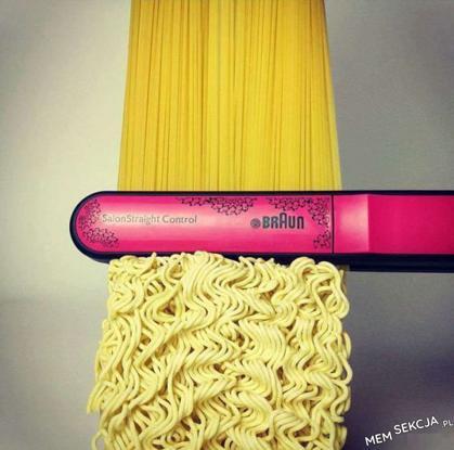 jak powstaje spaghetti