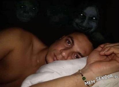 Ja i moje potwory w łóżku