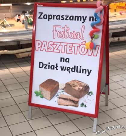 Festiwal pasztetów
