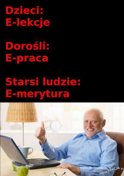 E-merytura