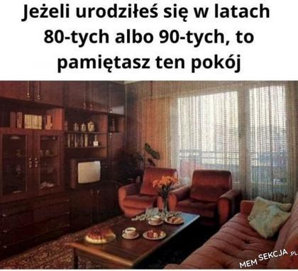 pamiętam ten pokój