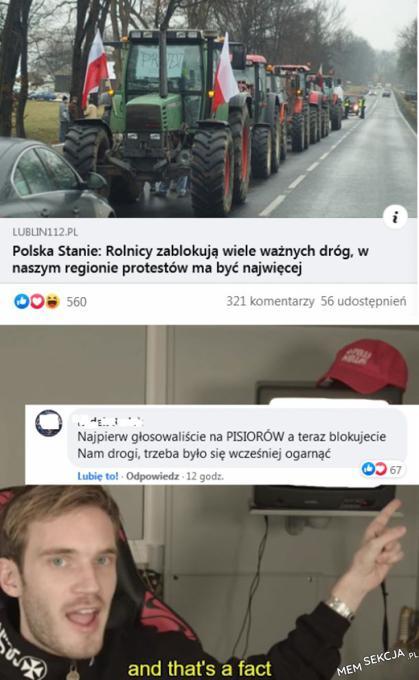 w naszym regionie protestów ma być najwięcej