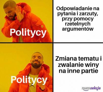 Jak być politykiem