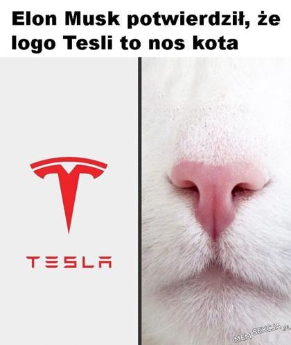 Skąd wzięło się logo Tesli?