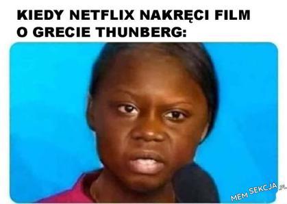 Film o Grecie Thunberg według Netflixa