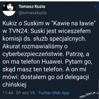Polskie bezpieczeństwo w odpowiednich rękach