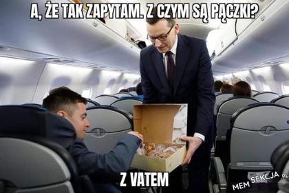 Pączusie z VATem