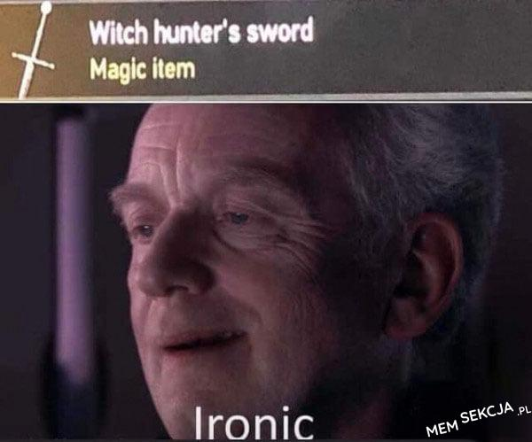 O ironio