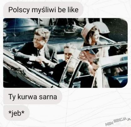 polscy myśliwi