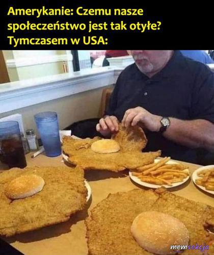 Dlaczego społeczeństwo jest tak otyłe?