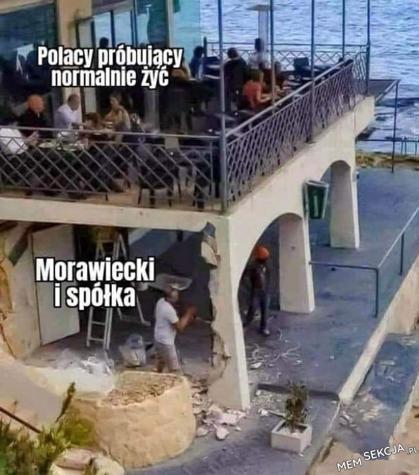 Morawiecki i spółka