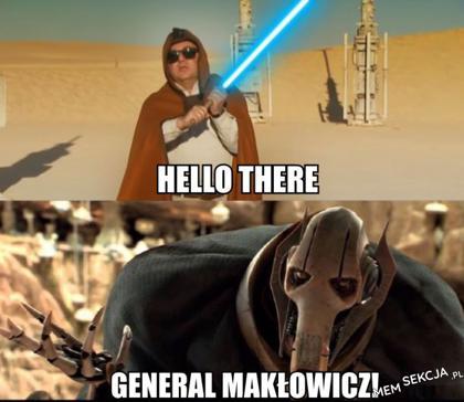 Generał Makłowicz