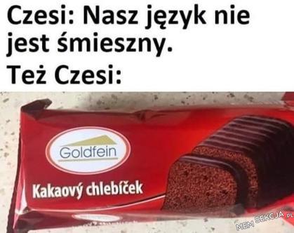 Kiedy Czesi mówią, że ich język nie jest śmieszny