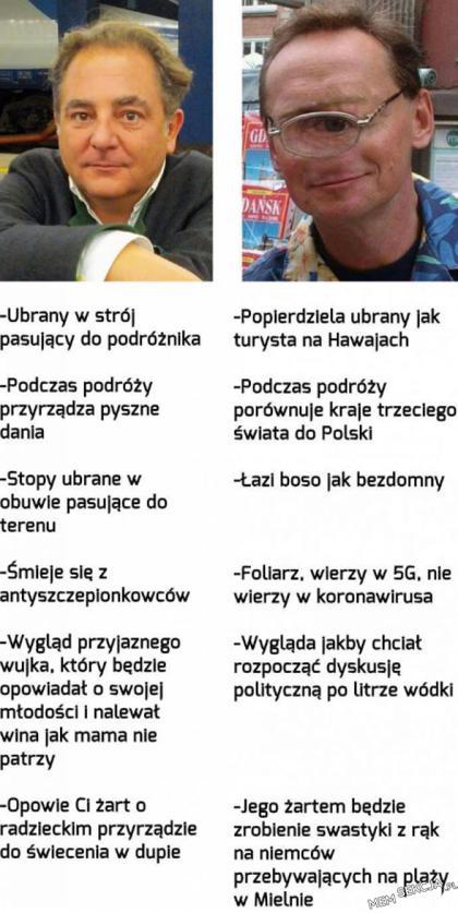 Legendarny pojedynek Roberta Makłowicza z Wojciechem Cejrowskim