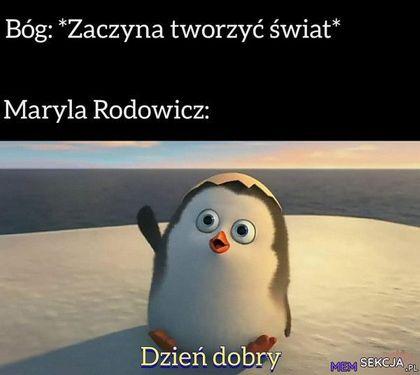 Maryla Rodowicz była przy tworzeniu świata