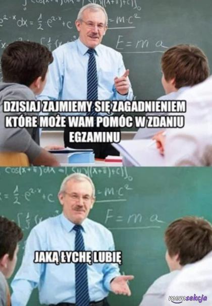 Jak zdać egzamin