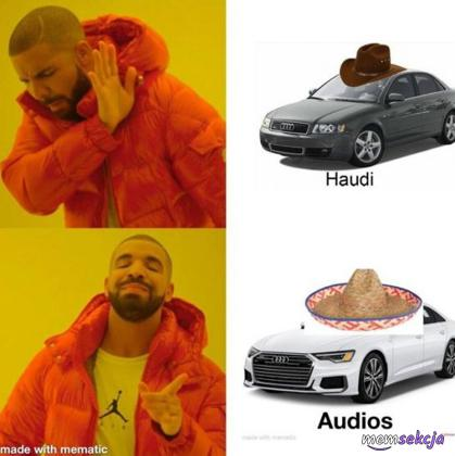 Haudi vs Audios