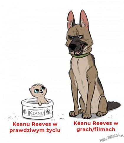 Keanu Reeves vs Keanu Reeves