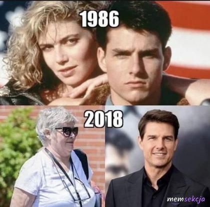 Niektórzy się nie starzeją