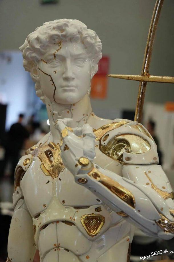 fajna rzeźba