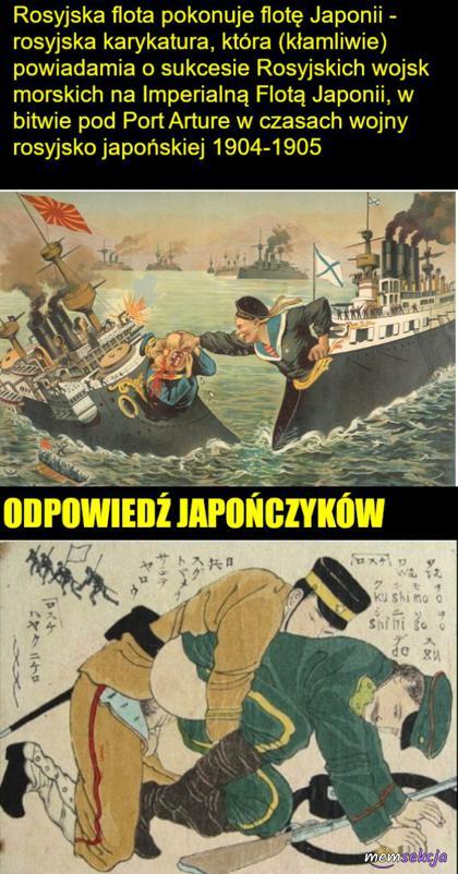 Wojna na karykatury