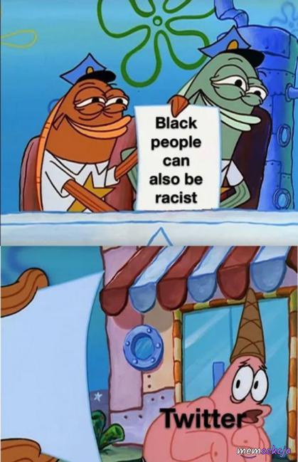 Czarni też mogą być rasistami