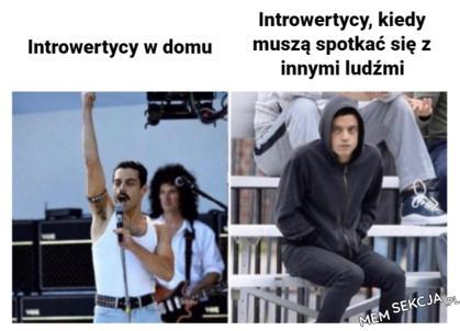 Introwertycy w domu