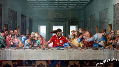Jezus z Polskiej reprezentacji
