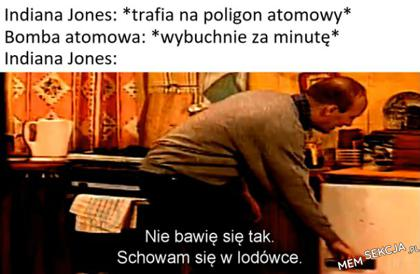 Indiana Jones i bomba atomowa