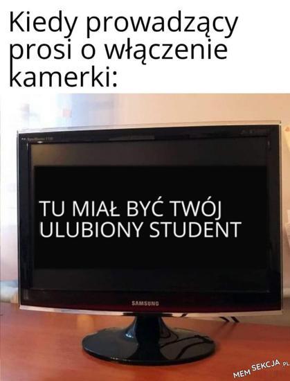 Tu miał być Twój ulubiony student