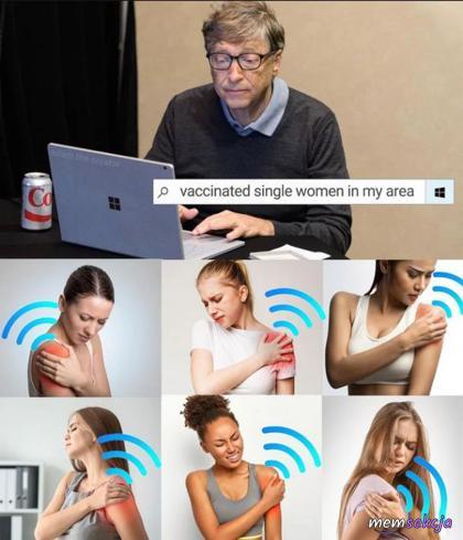 Bill Gates szukający żony